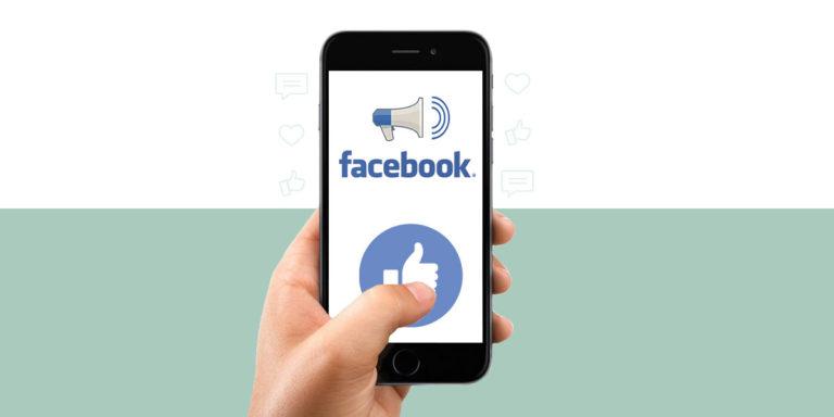 Fare pubblicità su Facebook in 4 passi